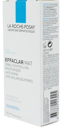 Prohealth Malta La Roche-Posay Effaclar Mat
