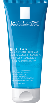 Prohealth Malta La Roche-Posay Effaclar Purifying Foaming Gel 200ml