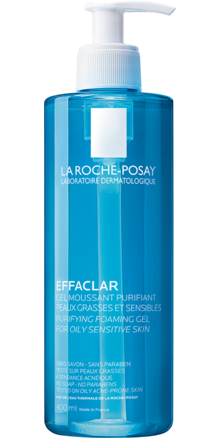 Prohealth Malta La Roche-Posay Effaclar Purifying Foaming Gel 400ml