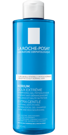 Prohealth Malta La Roche-Posay Kerium Extra Gentle Shampoo