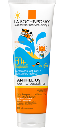Prohealth Malta La Roche-Posay Anthelios Dermo-Pediatrics Wet Skin Gel SPF50+