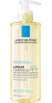 Prohealth Malta La Roche-Posay Lipikar Cleansing Oil AP+ 400ml