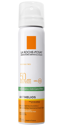 Prohealth Malta La Roche-Posay Anthelios Anti-Shine Fresh Mist SPF50