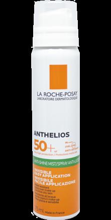 Prohealth Malta La Roche-Posay Anthelios Anti-Shine Invisible Fresh Mist SPF50