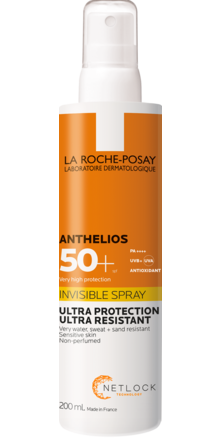 Prohealth Malta La Roche-Posay Anthelios Shaka Invisible Spray SPF50+