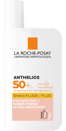 Prohealth Malta La Roche-Posay Anthelios Shaka Invisible Fluid SPF50+ - Tinted