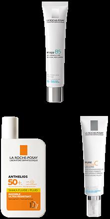 Prohealth Malta La Roche-Posay Morning Vitamin C Anti-Ageing Offer Pack N/C Skin