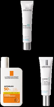 Prohealth Malta La Roche-Posay Morning Vitamin C Anti-Ageing Offer Pack Dry Skin