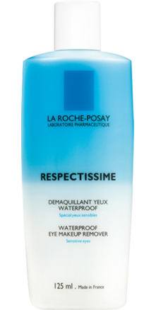 Prohealth Malta La Roche-Posay Respectissime Waterproof Eye Make-Up Remover