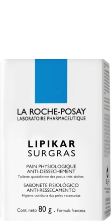 Prohealth Malta La Roche-Posay Lipikar Surgras Cleansing Soap Bar