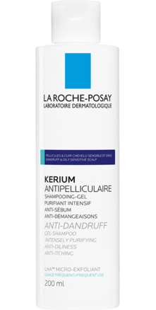 Prohealth Malta La Roche-Posay Kerium Dandruff Shampoo for Oily Sensitive Scalp