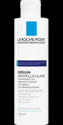 Prohealth Malta La Roche-Posay Kerium Dandruff Shampoo for Oily Sensitive Scalp