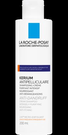 Prohealth Malta La Roche-Posay Kerium Dandruff Shampoo for Dry Sensitive Scalp