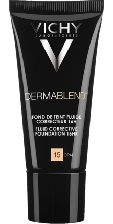 Prohealth Malta Vichy Dermablend Corrective Fluid Foundation - 16Hr - Shade 15