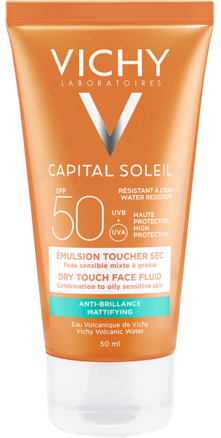 Prohealth Malta Vichy Capital Soleil Dry Touch SPF 50