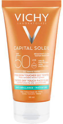 Prohealth Malta Vichy Ideal Soleil Dry Touch BB Tinted SPF 50