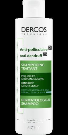 Prohealth Malta Vichy Dercos Anti-Dandruff Shampoo for Oily Hair 200ml