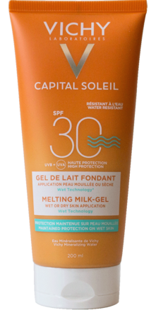 Prohealth Malta Vichy Capital Soleil Melting Milk Gel SPF 30