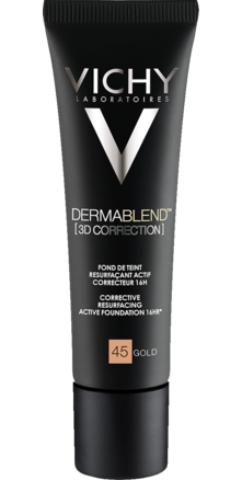 Prohealth Malta Vichy Dermablend [3D Correction] Foundation - 16Hr - Shade 45