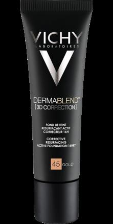 Prohealth Malta Vichy Dermablend [3D Correction] Foundation - 16Hr - Shade 45