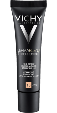 Prohealth Malta Vichy Dermablend [3D Correction] Foundation - 16Hr - Shade 15