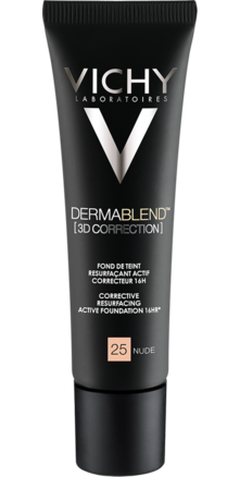 Prohealth Malta Vichy Dermablend [3D Correction] Foundation - 16Hr - Shade 25