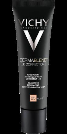 Prohealth Malta Vichy Dermablend [3D Correction] Foundation - 16Hr - Shade 25