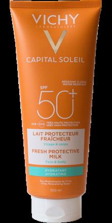 Prohealth Malta Vichy Capital Soleil Fresh Protective Milk SPF 50