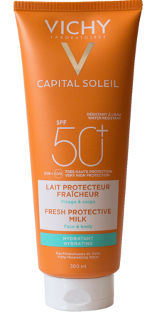Prohealth Malta Vichy Capital Soleil Fresh Protective Milk SPF 50+