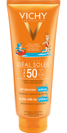 Prohealth Malta Vichy Ideal Soleil Gentle Protective Milk Kids SPF 50