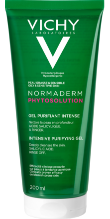 Prohealth Malta Vichy Normaderm Phytosolution Purifying Cleansing Gel 200ml