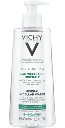 Prohealth Malta Vichy Purete Thermal Micellar Water for Normal / Combination to Oily Skin
