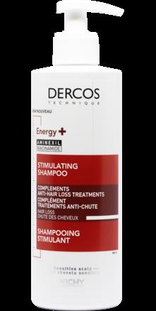 Prohealth Malta Vichy Dercos Energising Shampoo