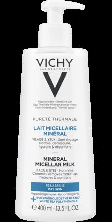 Prohealth Malta Vichy Purete Thermal Micellar Milk Cleanser for Dry Skin