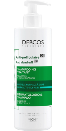 Prohealth Malta Vichy DERCOS ANTI-DANDRUFF OILY 390ML