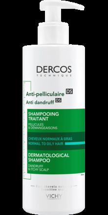 Prohealth Malta Vichy Dercos Anti-Dandruff Shampoo for Oily Hair 390ml