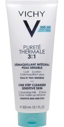 Prohealth Malta Vichy Purete Thermal 3-in-1 One Step Cleanser 300ml