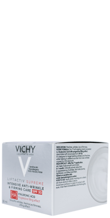 Prohealth Malta Vichy Liftactiv Supreme Intensive Anti-Wrinkle & Firming Care SPF30