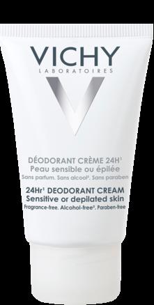 Prohealth Malta Vichy Deodorant Cream for Very Sensitive Depilated Skin