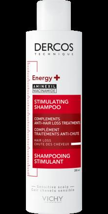 Prohealth Malta Vichy Dercos Energising Shampoo 200ml