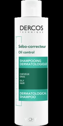 Prohealth Malta Vichy Dercos Oil Control Shampoo